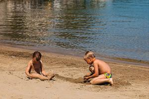 Písečná pláž Tatinja, Lumbarda