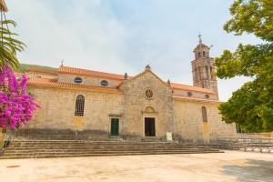 Blato kostel Všech svatých 17.století