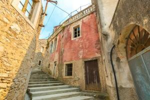 Blato, starobylé ulice