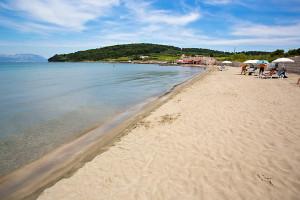 Pláž Bilin žal, Lumbarda