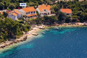 Apartmány Korčula