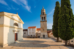 Vela Luka, kostel Svatého Josefa